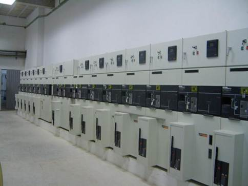3MVA power generation plant, fire detection and suppression system for excellence hotel in Cancun (Mexico, 2006)