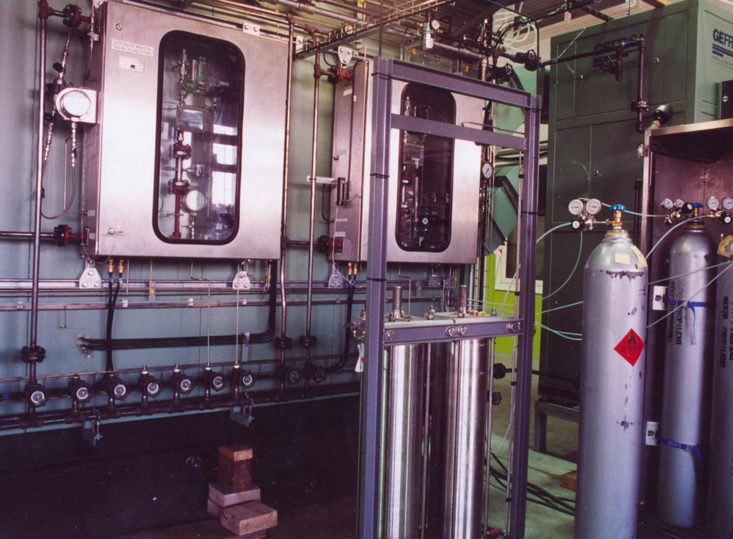 Refinería Petronor, Bizkaia (España, 1992)