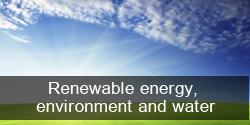 Energía Renovable Medio Ambiente